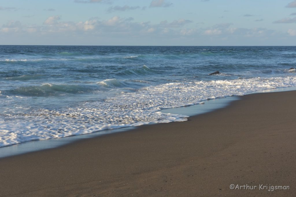 Santa Barbara beach, São Miguel
