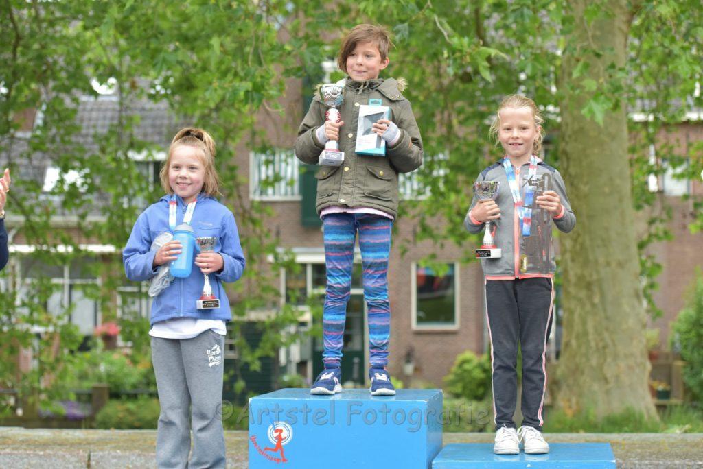 Prijsuitreiking IJsselsteinloop 2019