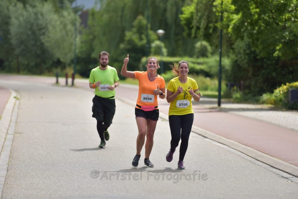 IJsselsteinloop 2019 Halve Marathon