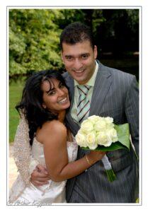 Bruiloft Davinia en Vishal te Maarssen